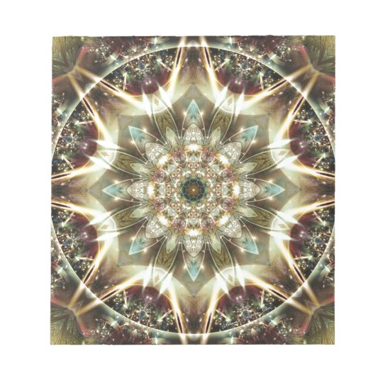 Mandalas from the Heart of Change 10, Gift Items Notepad