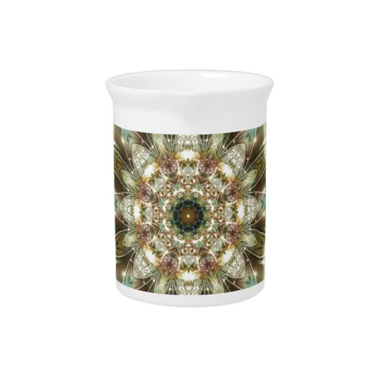 Mandalas from the Heart of Change 10, Gift Items Pitcher