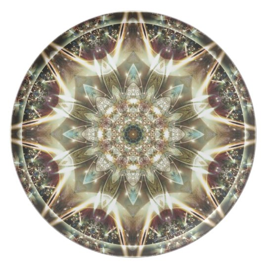 Mandalas from the Heart of Change 10, Gift Items Plate