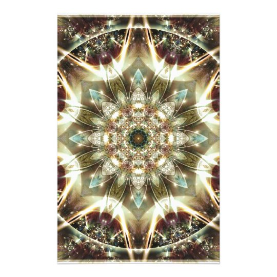 Mandalas from the Heart of Change 10, Gift Items Stationery