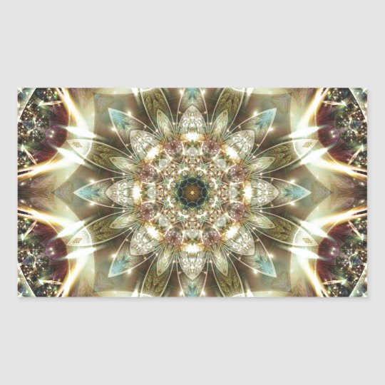 Mandalas from the Heart of Change 10, Gift Items Sticker
