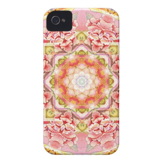 Mandalas from the Heart of Change 11, Gift Items iPhone 4 Case