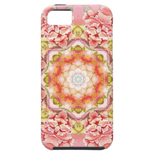 Mandalas from the Heart of Change 11, Gift Items iPhone 5 Case