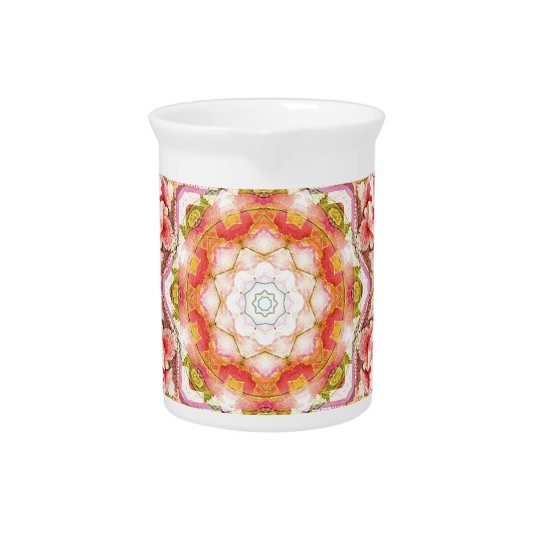 Mandalas from the Heart of Change 11, Gift Items Pitcher