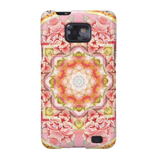 Mandalas from the Heart of Change 11, Gift Items Samsung Galaxy SII Cover