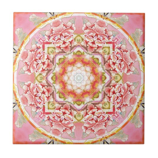 Mandalas from the Heart of Change 11, Gift Items Tile