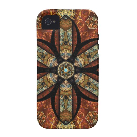 Mandalas from the Heart of Change 12, Gift Items Case-Mate iPhone 4 Case