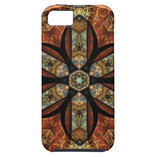 Mandalas from the Heart of Change 12, Gift Items iPhone 5 Case