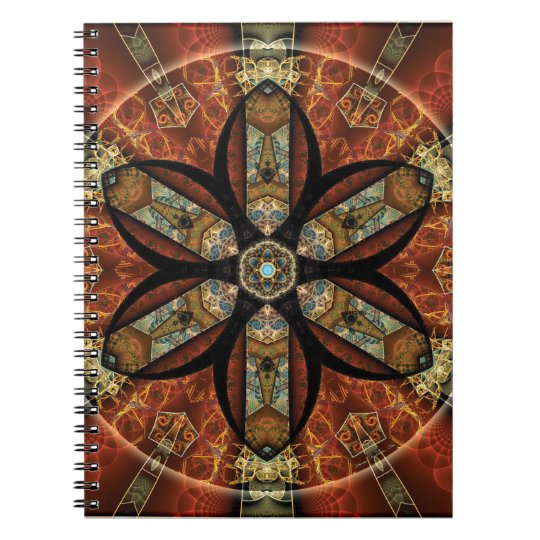 Mandalas from the Heart of Change 12, Gift Items Notebook