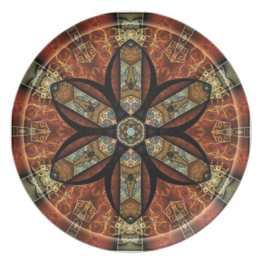 Mandalas from the Heart of Change 12, Gift Items Plate
