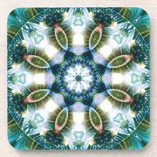 Mandalas from the Heart of Change 13, Gift Items Coaster