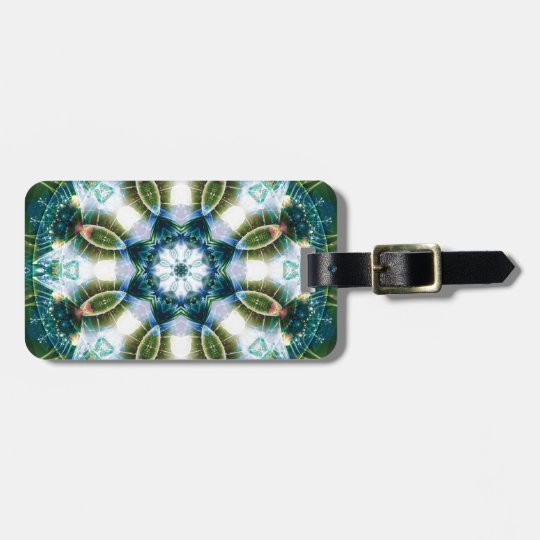 Mandalas from the Heart of Change 13, Gift Items Luggage Tag