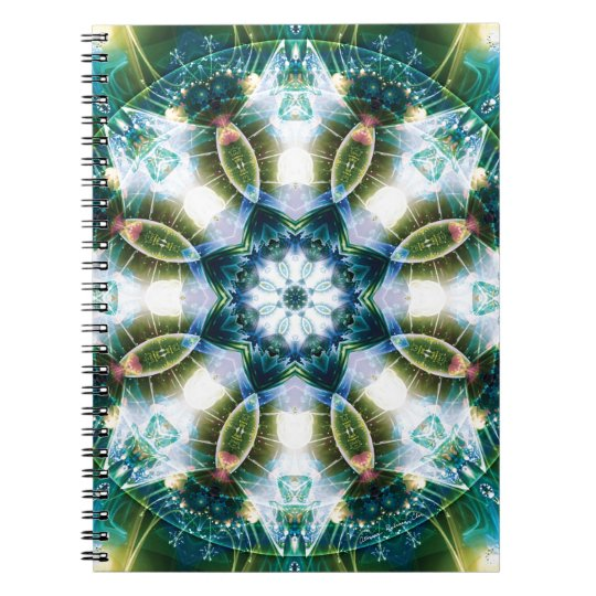 Mandalas from the Heart of Change 13, Gift Items Notebook