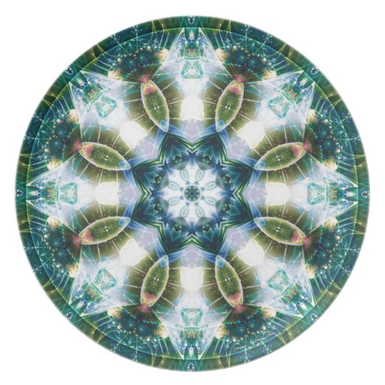 Mandalas from the Heart of Change 13, Gift Items Plate