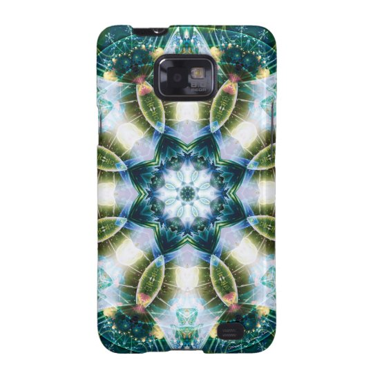 Mandalas from the Heart of Change 13, Gift Items Samsung Galaxy S2 Covers