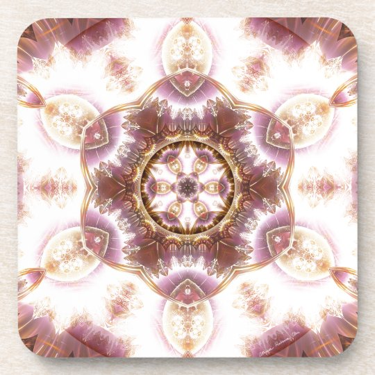 Mandalas from the Heart of Change 14, Gift Items Coaster