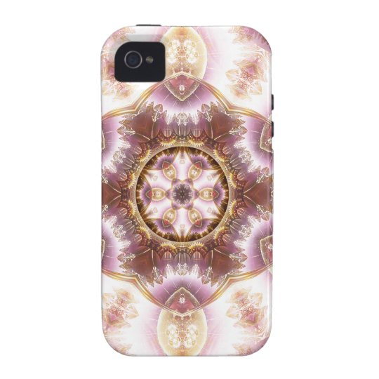 Mandalas from the Heart of Change 14, Gift Items iPhone 4/4S Cover