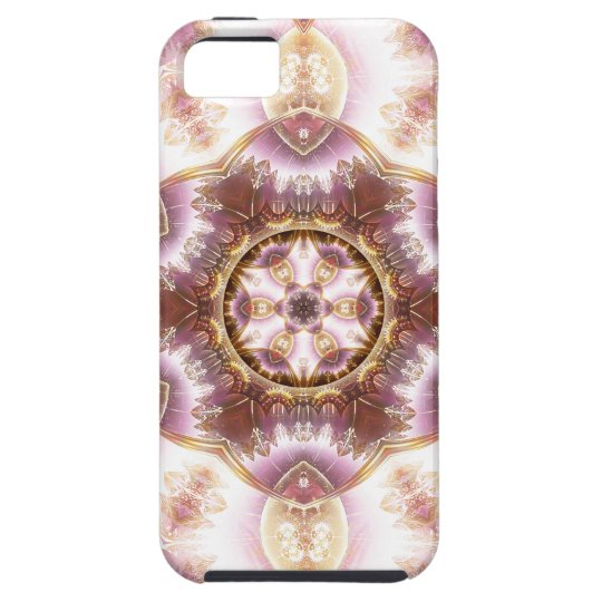 Mandalas from the Heart of Change 14, Gift Items iPhone 5 Case