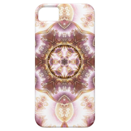 Mandalas from the Heart of Change 14, Gift Items iPhone 5 Cover