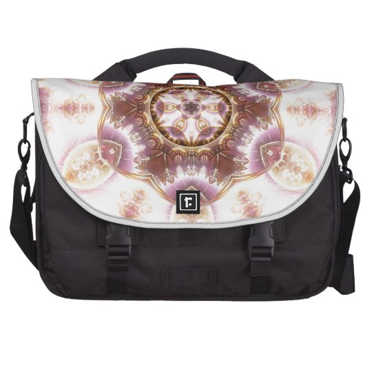 Mandalas from the Heart of Change 14, Gift Items Laptop Shoulder Bag