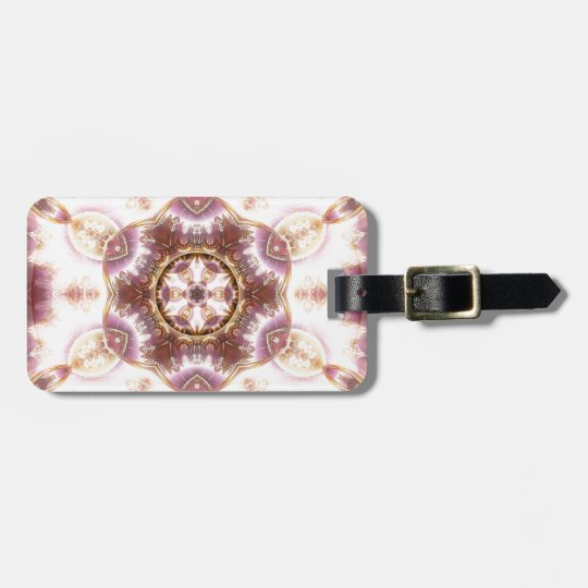 Mandalas from the Heart of Change 14, Gift Items Luggage Tag