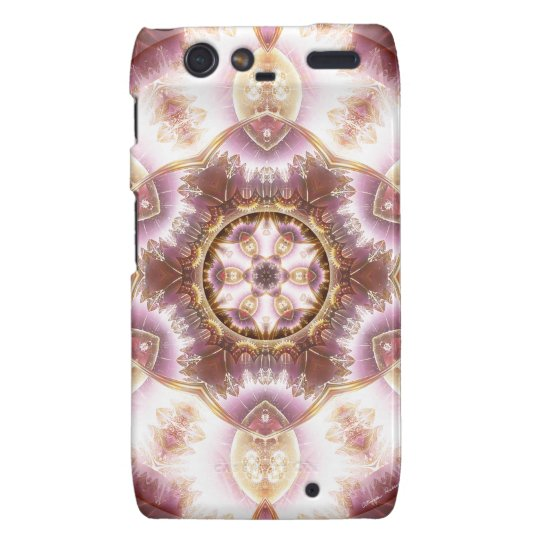 Mandalas from the Heart of Change 14, Gift Items Motorola Droid RAZR Cover