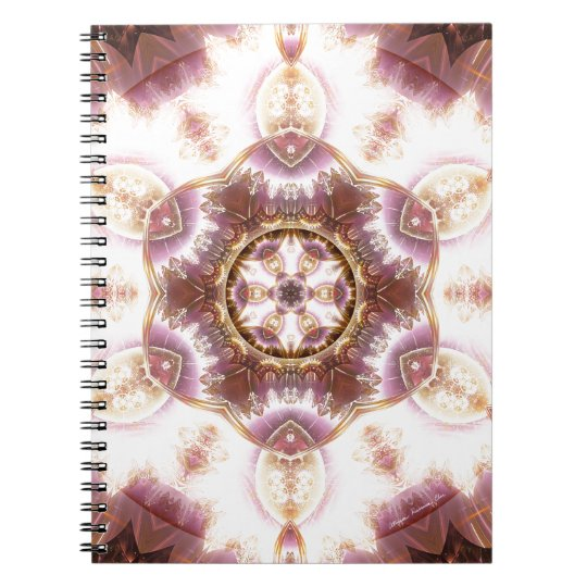 Mandalas from the Heart of Change 14, Gift Items Notebook