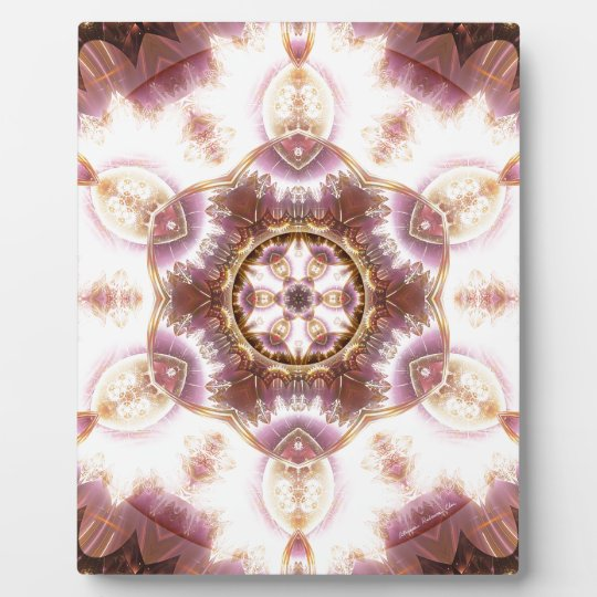 Mandalas from the Heart of Change 14, Gift Items Plaque
