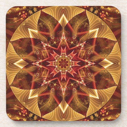 Mandalas from the Heart of Change 15, Gift Items Coaster
