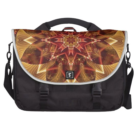 Mandalas from the Heart of Change 15, Gift Items Laptop Commuter Bag