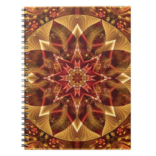 Mandalas from the Heart of Change 15, Gift Items Notebook