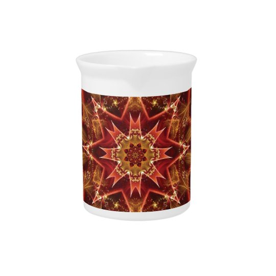 Mandalas from the Heart of Change 15, Gift Items Pitcher