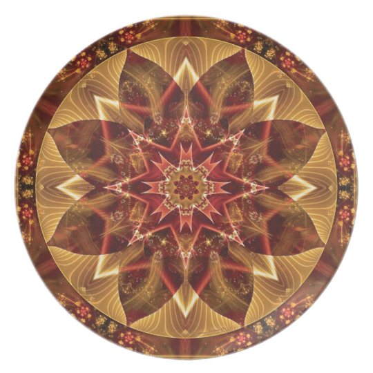 Mandalas from the Heart of Change 15, Gift Items Plate