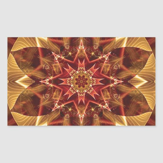 Mandalas from the Heart of Change 15, Gift Items Sticker