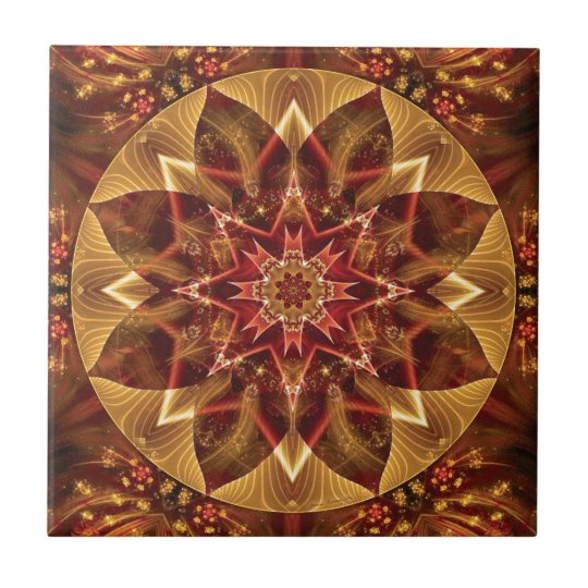 Mandalas from the Heart of Change 15, Gift Items Tile