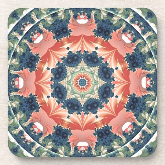 Mandalas from the Heart of Change 16, Gift Items Coaster