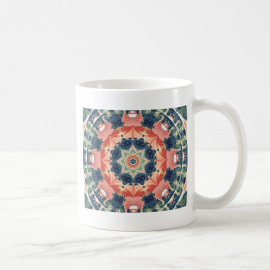 Mandalas from the Heart of Change 16, Gift Items Coffee Mug