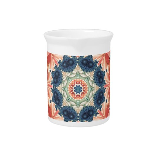 Mandalas from the Heart of Change 16, Gift Items Pitcher