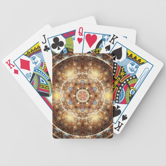 Mandalas from the Heart of Change 17, Gift Items Bicycle Playing Cards