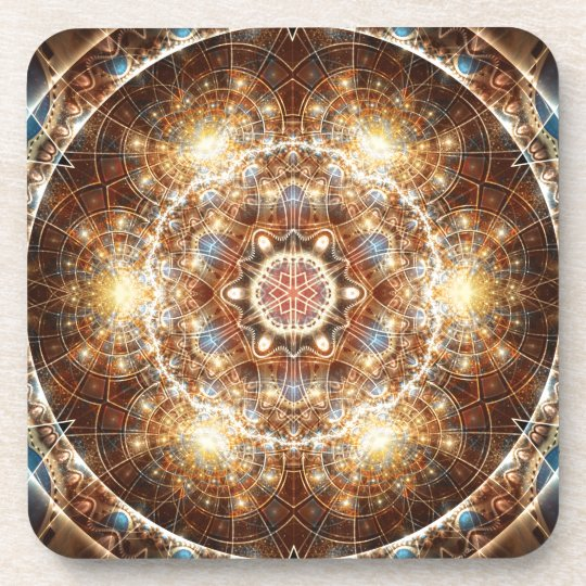 Mandalas from the Heart of Change 17, Gift Items Coaster