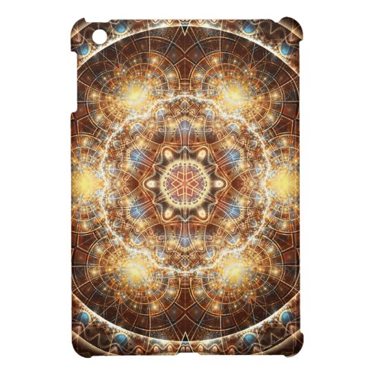 Mandalas from the Heart of Change 17, Gift Items iPad Mini Cover