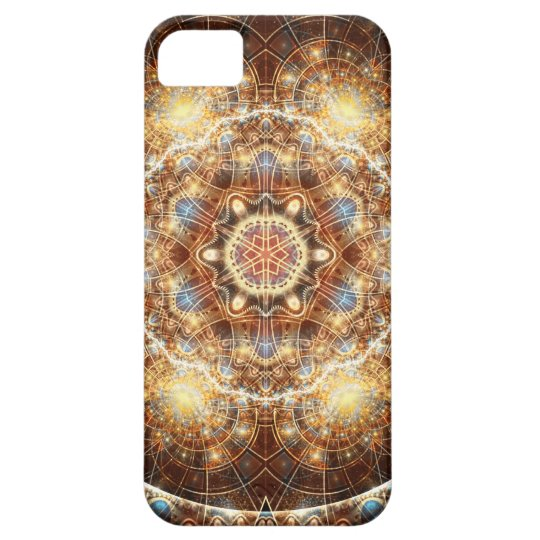 Mandalas from the Heart of Change 17, Gift Items iPhone 5 Case