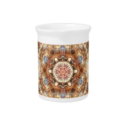 Mandalas from the Heart of Change 17, Gift Items Pitcher