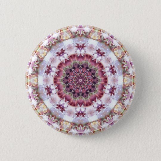 Mandalas from the Heart of Change 18, Gift Items 2 Inch Round Button