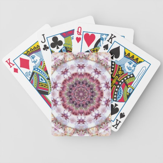 Mandalas from the Heart of Change 18, Gift Items Bicycle Playing Cards