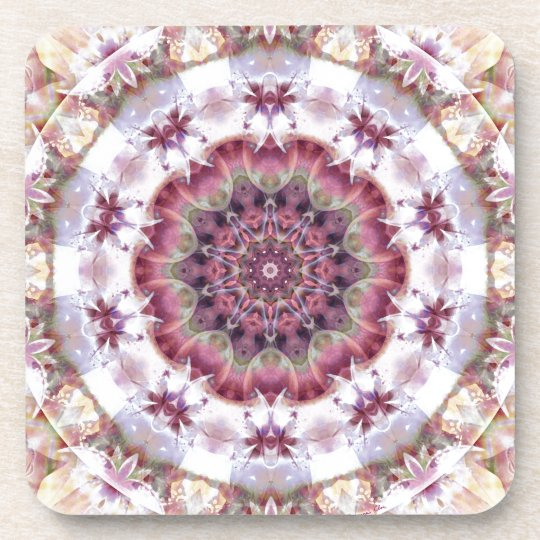 Mandalas from the Heart of Change 18, Gift Items Coaster
