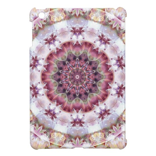 Mandalas from the Heart of Change 18, Gift Items iPad Mini Covers