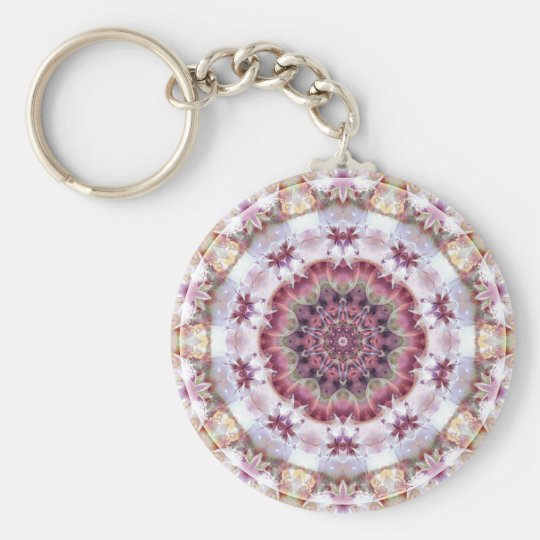 Mandalas from the Heart of Change 18, Gift Items Keychain