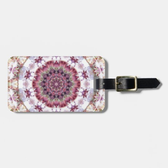 Mandalas from the Heart of Change 18, Gift Items Luggage Tag