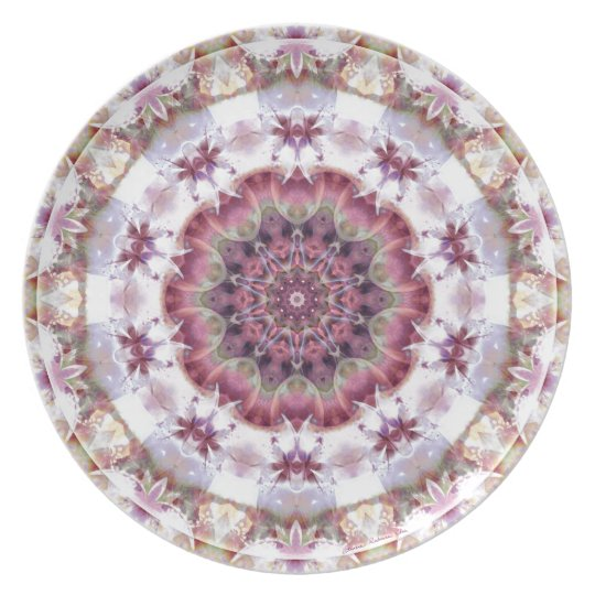 Mandalas from the Heart of Change 18, Gift Items Plate
